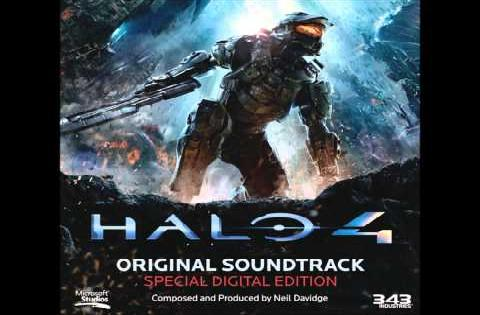 Immaterial - Neil Davidge (Halo 4 OST - Deluxe Edition)