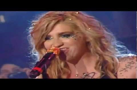 Kesha C'mon Live X Factor 2012 Final Warrior AMA Awards Die Young Music VIdeo Official KeshaVEVO