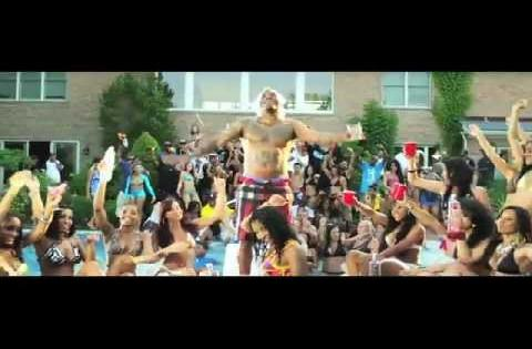 Maino Let It Fly Featuring Roscoe Dash Official Video LYRICS