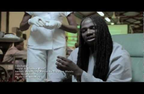 I-Octane - Gal Ah Gimme Bun - (Official Music Video) - March 2013