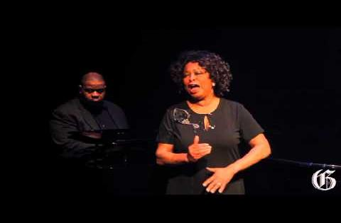 A scene and a song from The Mahalia Jackson Musical performed by Ranee Lee