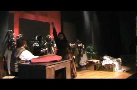 Little Women: The Musical preview matinee.MPG