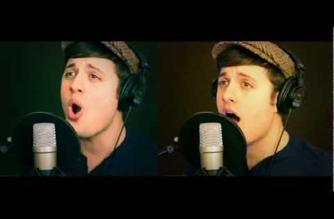 Nick Pitera Thumbelina Medley