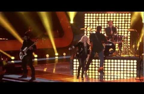 Shakira, Usher, Blake Shelton,  Adam Levine - Come Together (The Voice) Live Performance