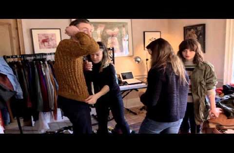 Gabrielle Aplin - Panic Cord (Behind The Scenes)