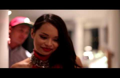 Pieter T - Right Here (Starring Frankie Adams) OFFICIAL MUSIC VIDEO