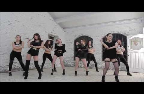 Brown Eyed Girls - GENTLEMAN (Original Dance Cover)