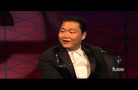 PSY Reacts to Being Called