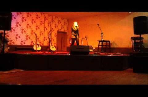 Alesi Summer Live @ Triplex Showcase Event Birmingham UK Sings