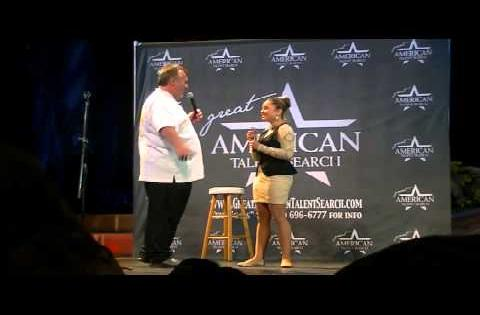 I Dreamed A Dream - 12 Year Old Athena Creese