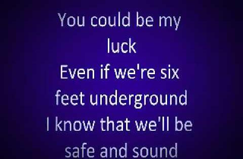 Capital Cities - Safe and Sound - Lyrics Video