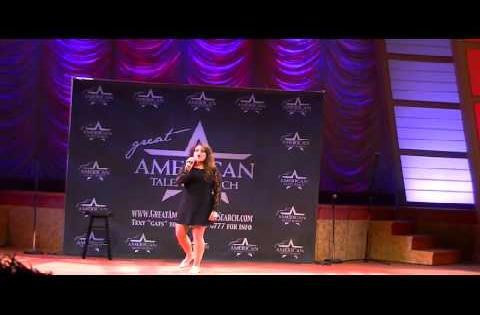 Amazing 12 Year Old Singer Athena Creese - Mercy On Me