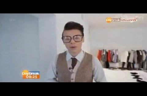 One Direction - Best Song Ever Behind The Scenes Full @ Daybreak