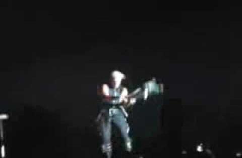 Rammstein - Till breaking a keyboard - Live 2013