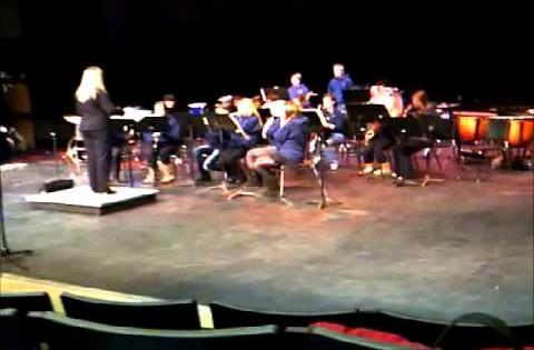 Amazing Jr. High Band