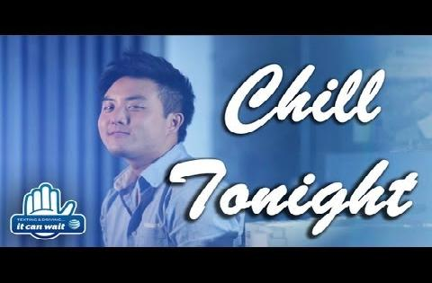 Chill Tonight - David Choi - Official Music Video
