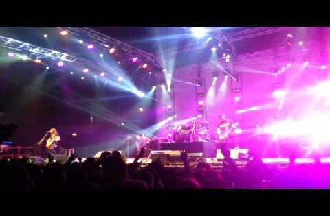 Alter Bridge - Blackbird (guitars solo) - Live @ Mediolanum Forum, Assago (MI)