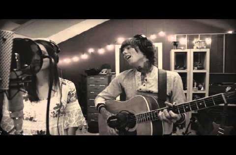 Never Shout Never - Under The Mistletoe ft. Dia Frampton (Official Music Video)